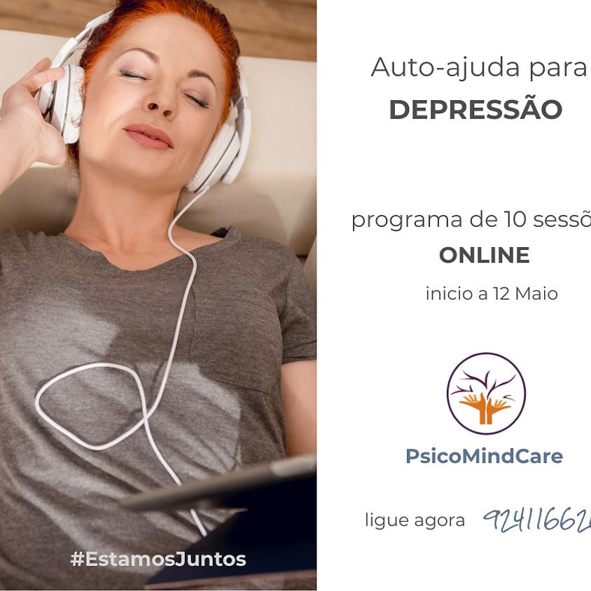Auto-ajuda para Depressão - ONLINE