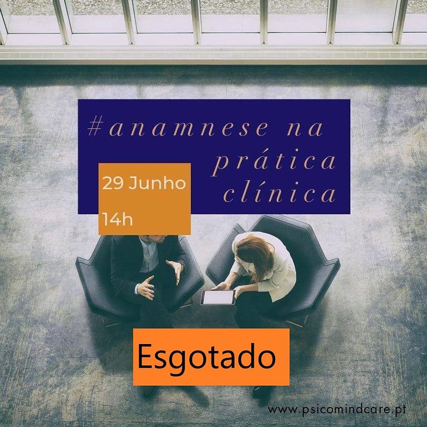 ESGOTADO - Anamnese na prática clínica