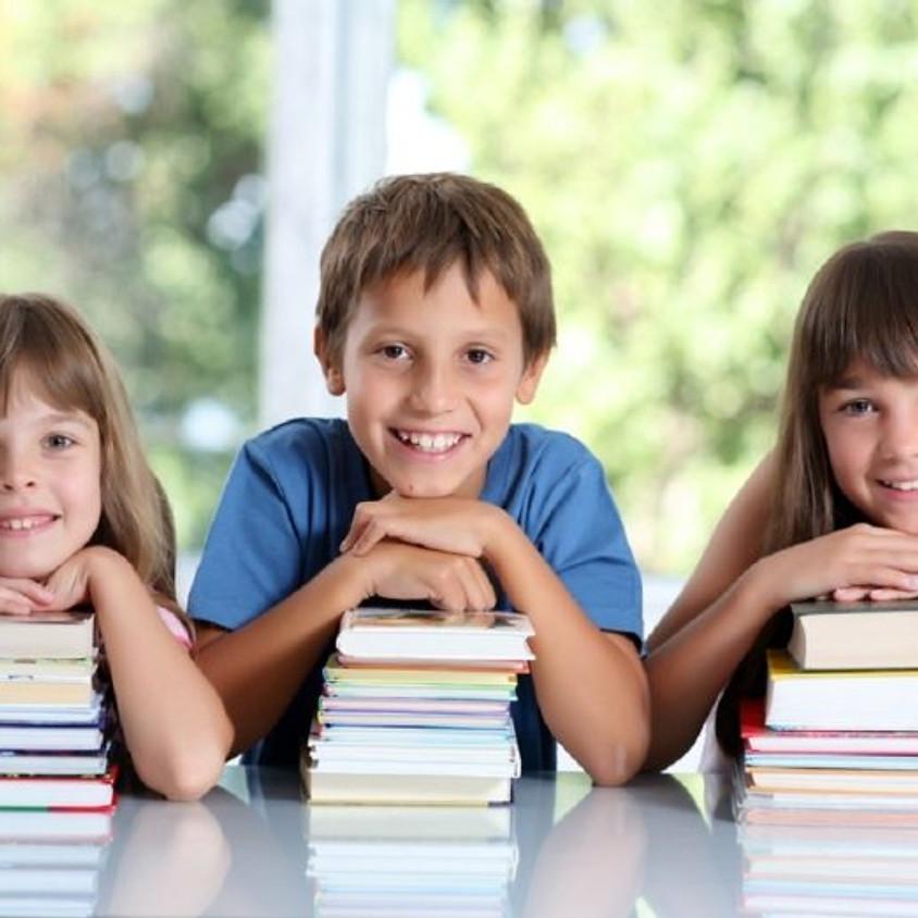 Métodos de estudo - sessão gratuita para pais