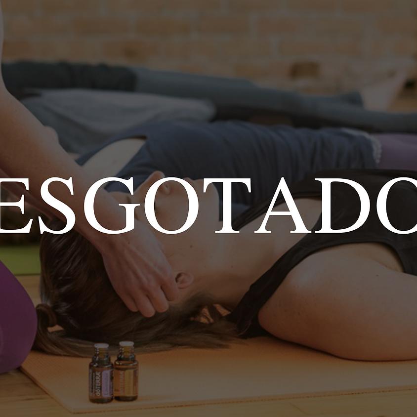 Workshop - Yoga com Óleos essenciais e Taças Tibetanas (3h)- esgotado