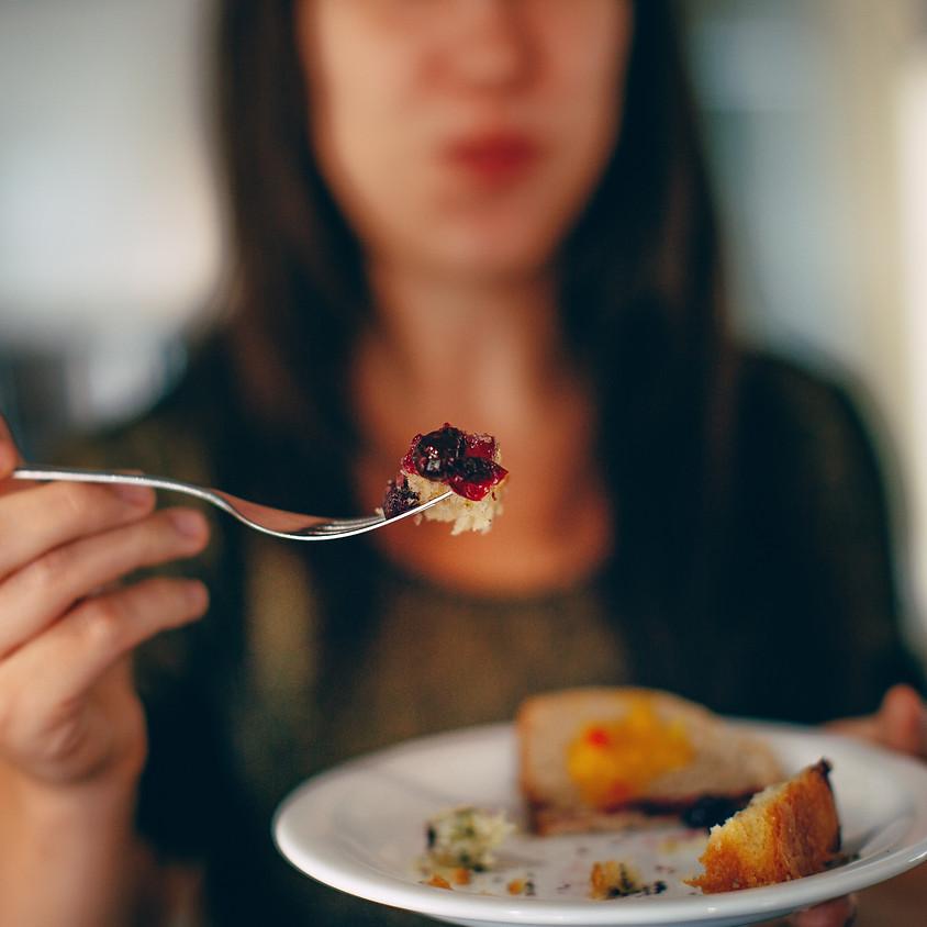 Fome emocional e compulsão alimentar