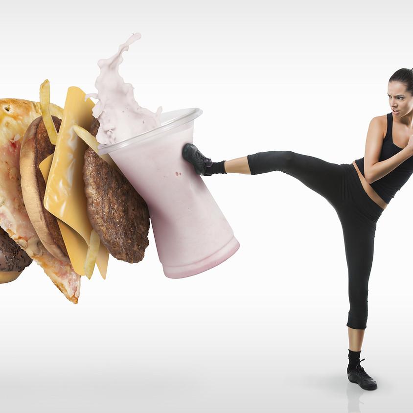 STOP aos maus hábitos alimentares