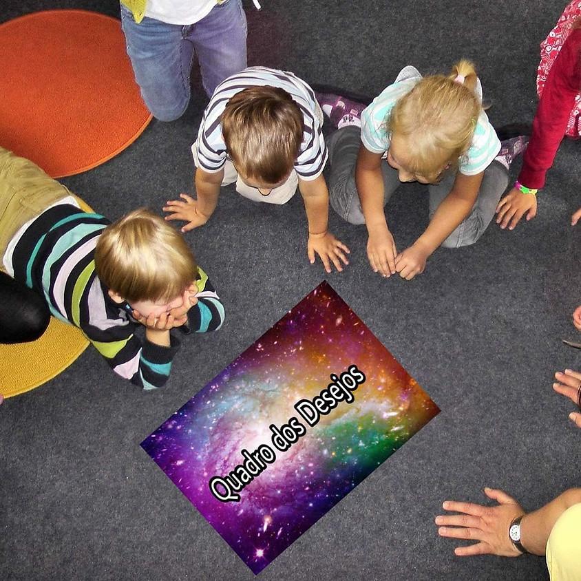 O meu Quadro de desejos - actividade para crianças