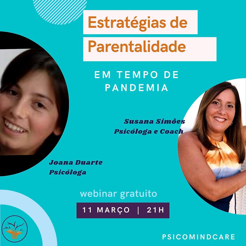 Pergunte ao psicólogo - estratégias parentais em tempo de pandemia