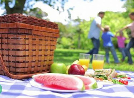 O snack perfeito para o verão!