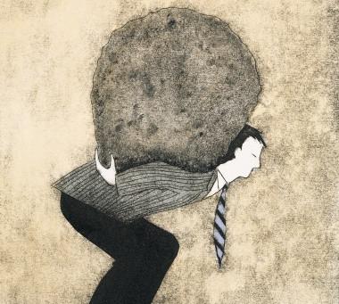 Um peso chamado ressentimento - porque o carrega na sua vida?