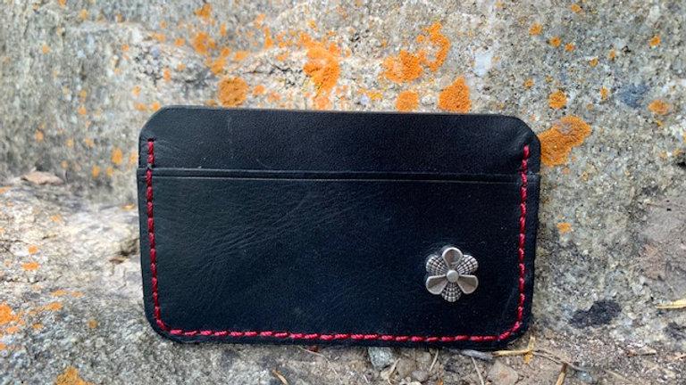 Micro Wallet Black/Black
