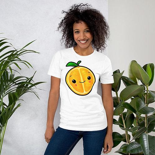 Short-Sleeve Unisex T-Shirt - Orange