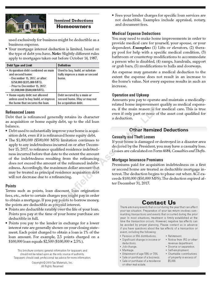 Itemized Deductions - Homeowners_Page_2.