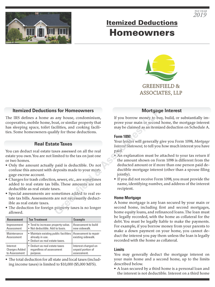 Itemized Deductions - Homeowners_Page_1.