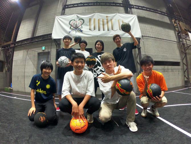 [7/13] Unicort川崎にてエアテクスクール体験会!