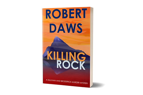 Killing Rock - paperback