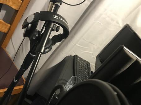 Lightbulb, microphone, ACTION!