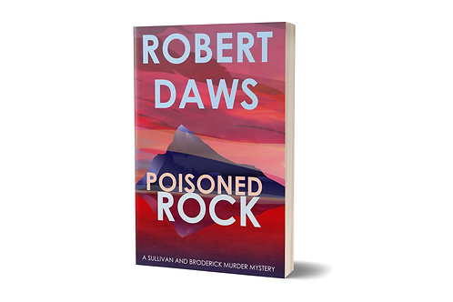 Poisoned Rock - paperback