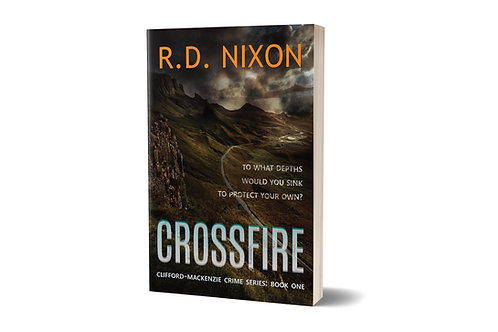 Crossfire by R.D. Nixon