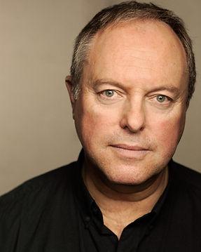 Actor and author Robert Daws portrait