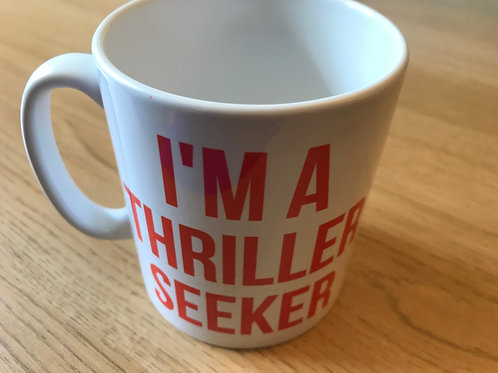 Hobeck 'I'm a Thriller Seeker' Mug