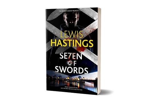 Seven of Swords by Lewis Hastings
