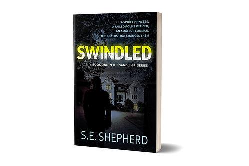 Swindled by S.E. Shepherd