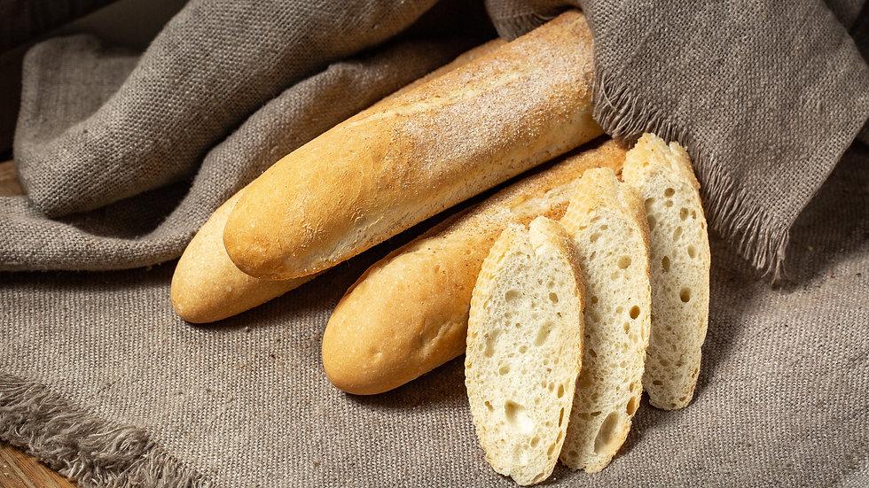 Багет фірмовий на заквасці (пшеничний), 270г