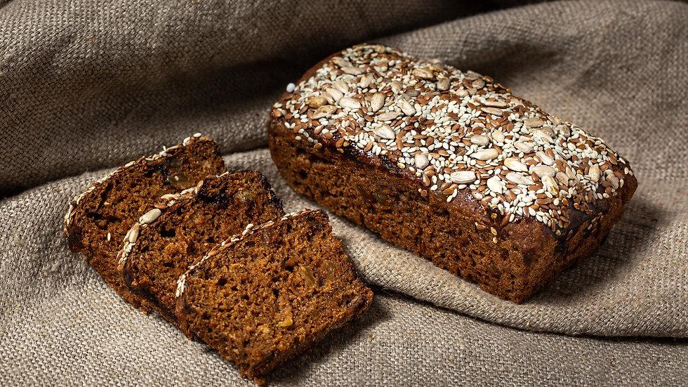 Шведський житній заварний хліб, 230