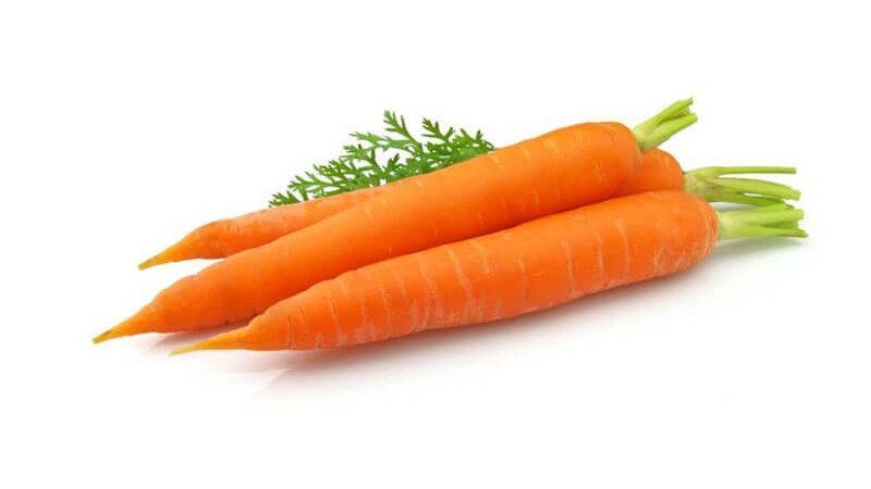 Морква молода, кг