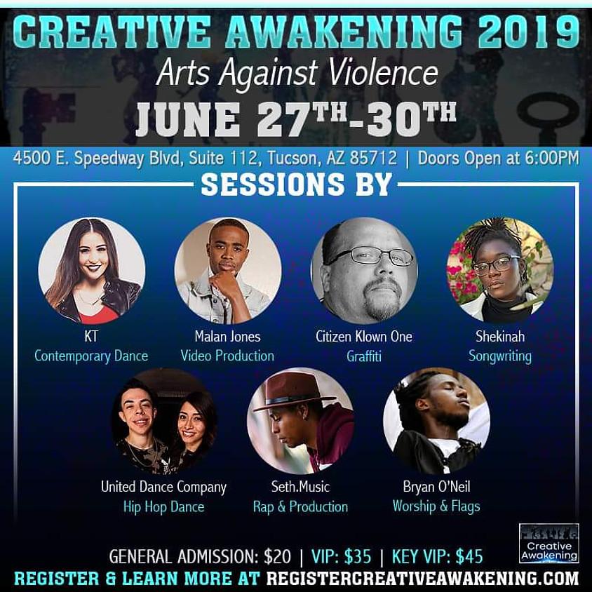 Creative Awakening 2019