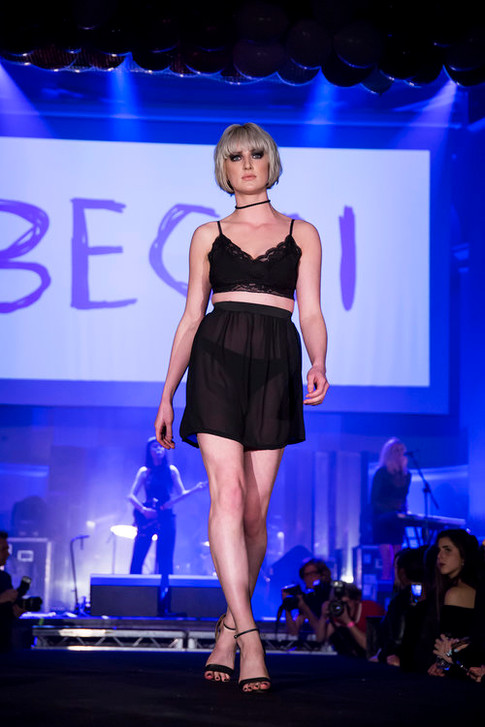 Norwich Fashion Week 2017 - Excess Show