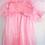Thumbnail: Darcey Organza Frill Dress