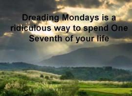Motivational Monday - January 30, 2017