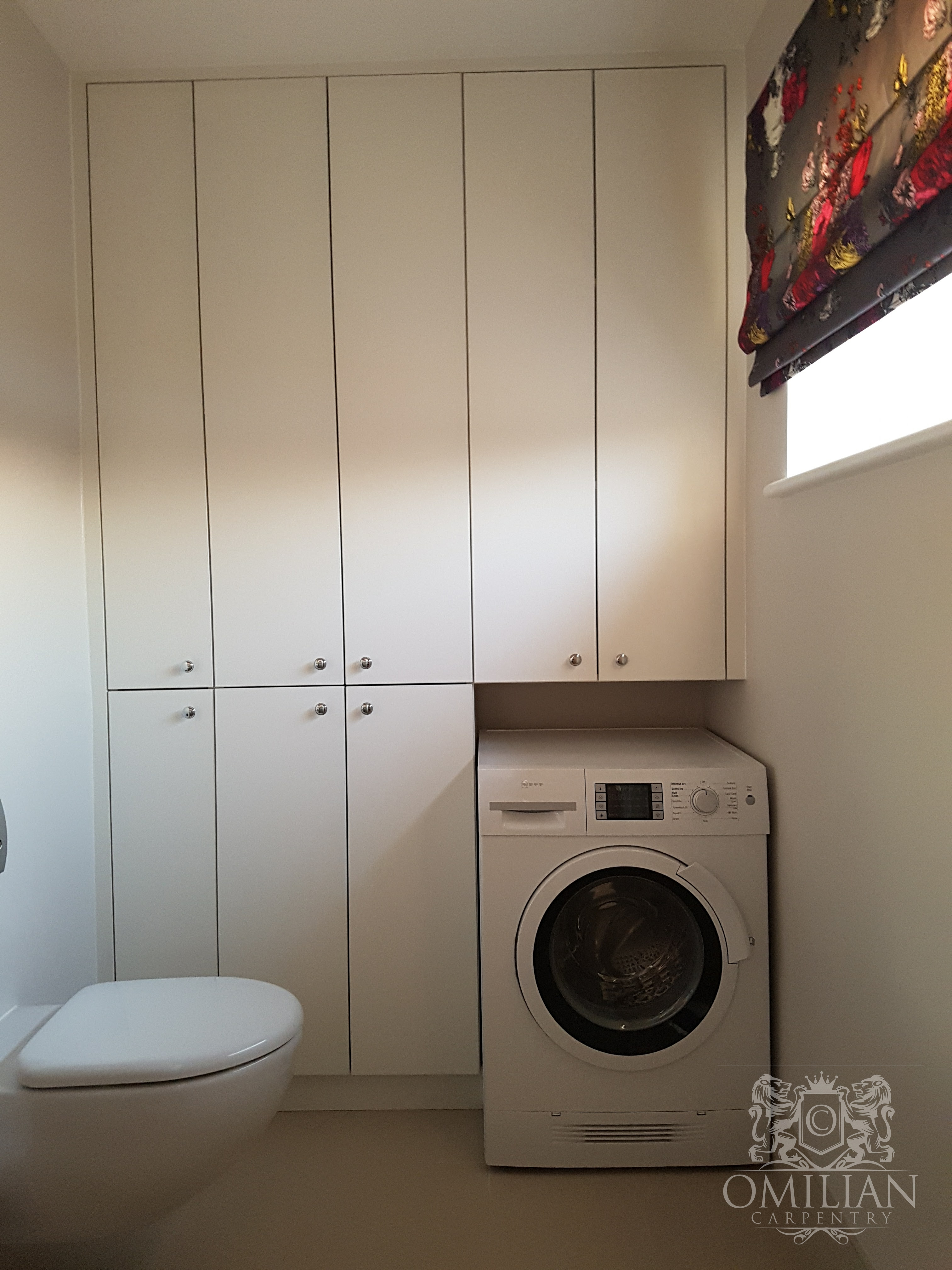 bespoke utility room storage