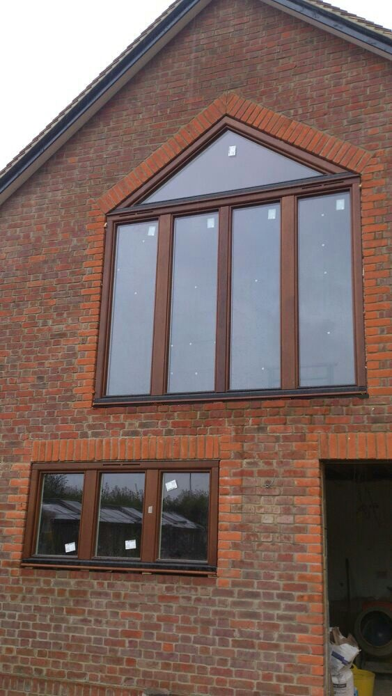 New Wooden windows