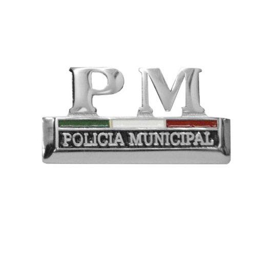 Pisa Cuellos Policia Municipal Letra