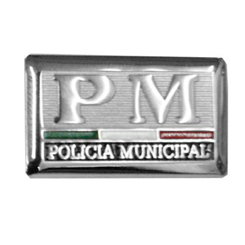 Pisa cuellos PM rectangulo