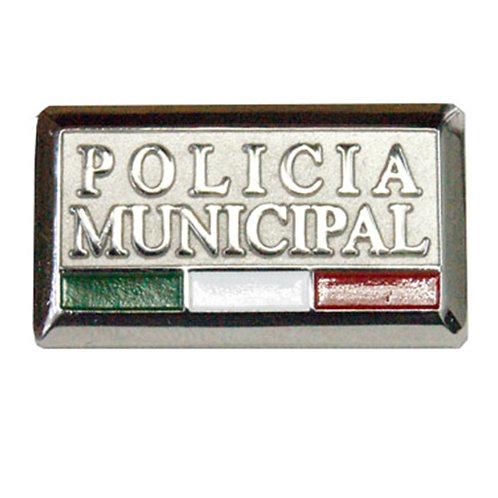 Pisa Cuellos Policia Municipal