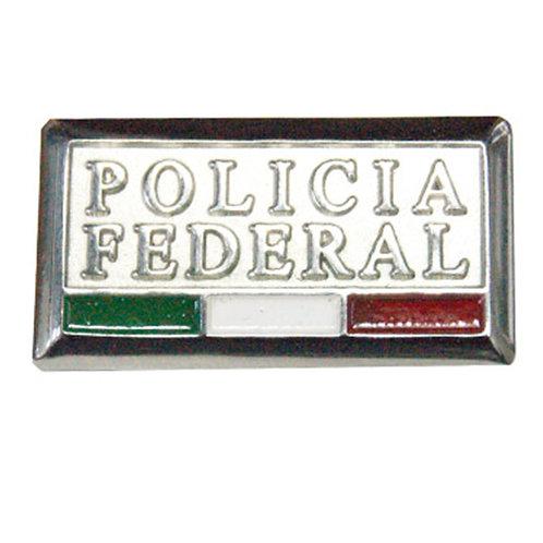 Pisa cuellos PoliciaFederal