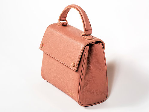 Kimberley Small Cuir Graine Pink