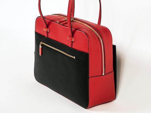 Dalila Red & Black