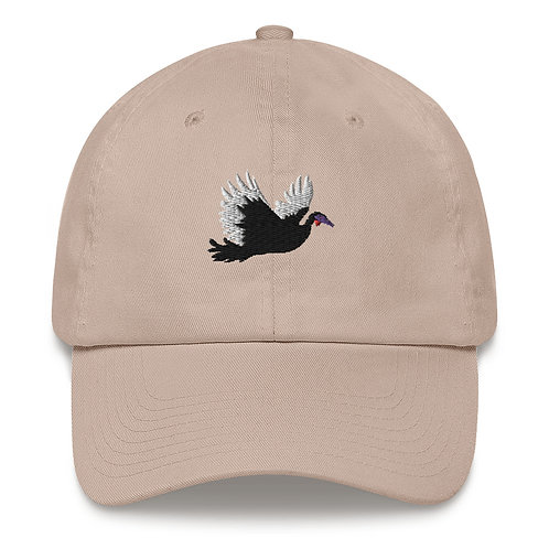 White-winged Guan Baseball Cap