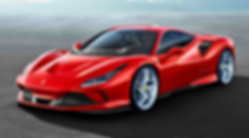 Ferrari Red Street Background.png