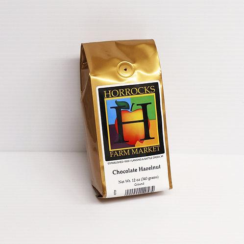 Chocolate Hazelnut Ground Coffee