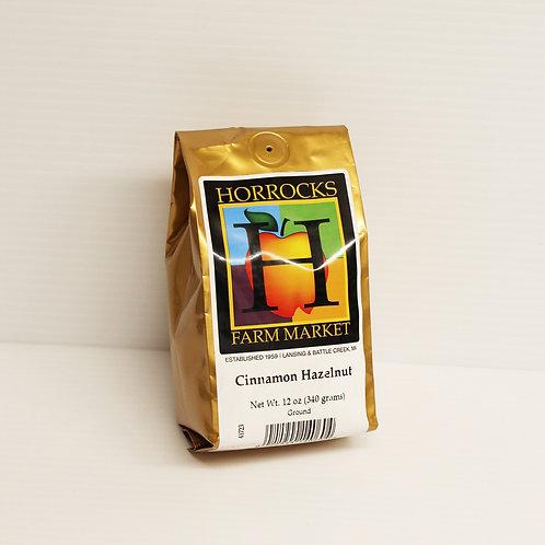 Cinnamon Hazelnut Ground Coffee