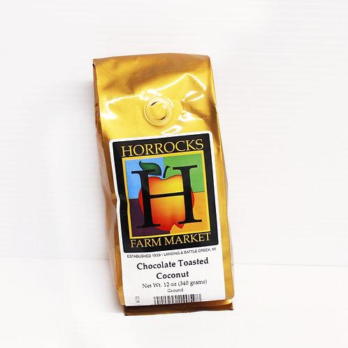 Chocolate Toasted Coconut Ground Coffee