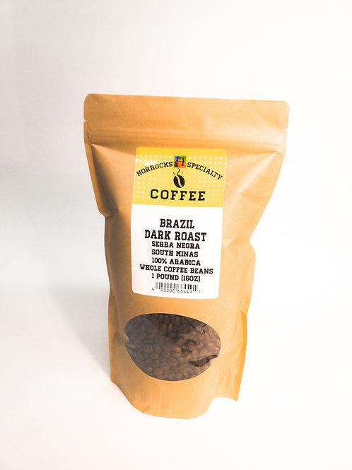 Brazil Dark Roast 1lb