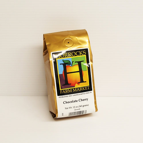 Chocolate Cherry Ground Coffee