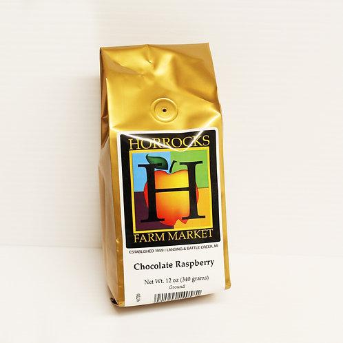 Chocolate Raspberry Ground Coffee