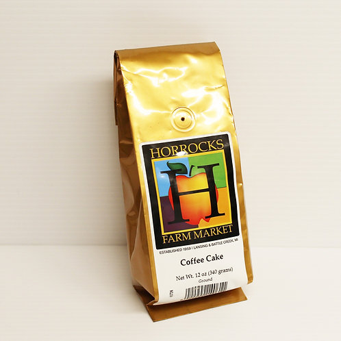 Coffee Cake Ground Coffee