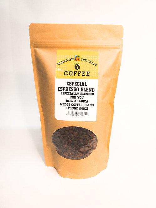 Especial Espresso Blend