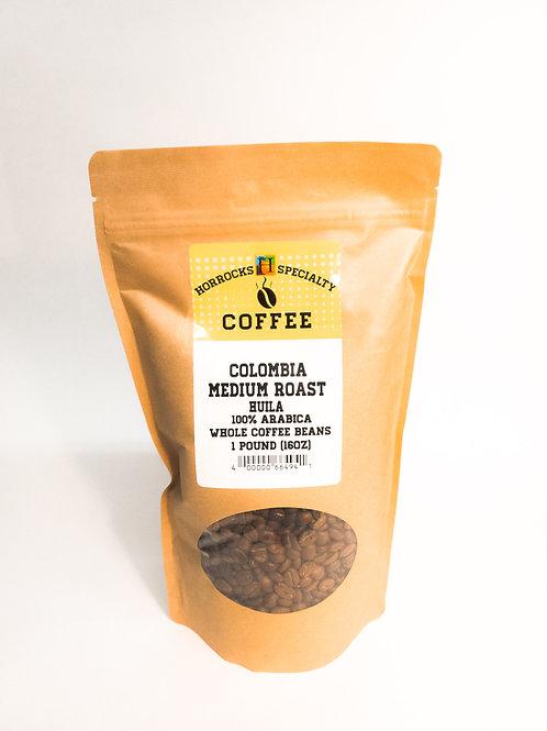 Colombia Medium Roast 1lb