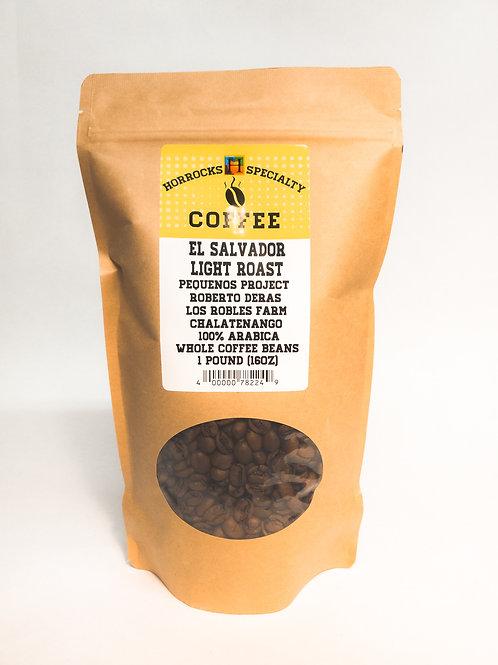 El Salvador Light Roast 1lb